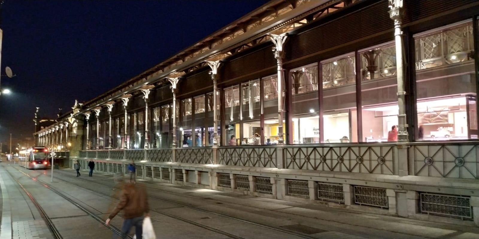 La gran reforma del Mercado Central de Zaragoza