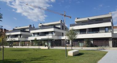 45 Unifamiliares en Miralbueno integran la Urbanización Luces de Vistabella